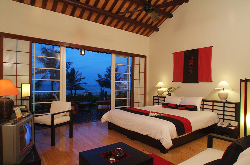 Vietnam   victoria hoi an resort beachfront japanese style slideshow