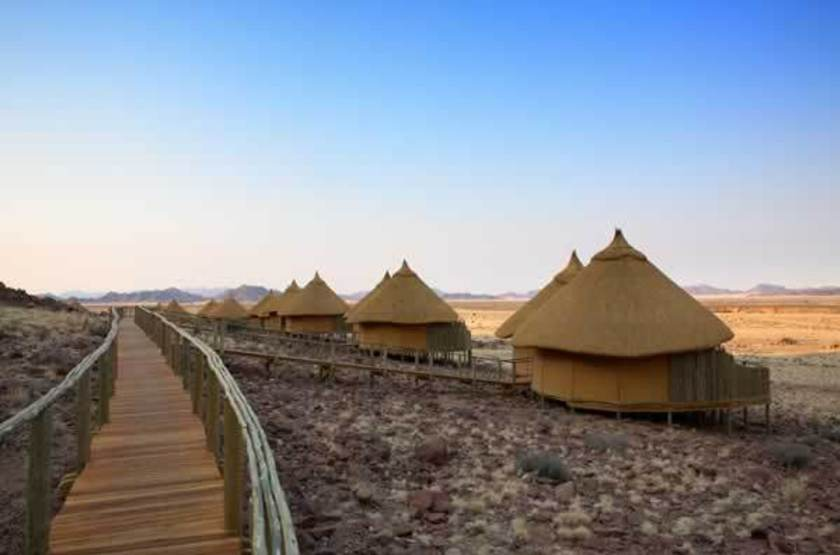Sossusvlei Dune Lodge, Namibie, chalets
