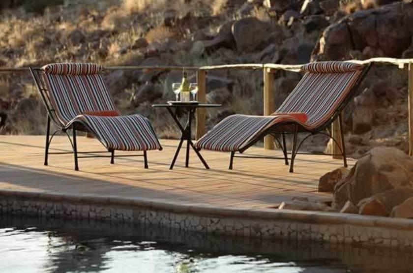 Sossusvlei Dune Lodge, Namibie, piscine