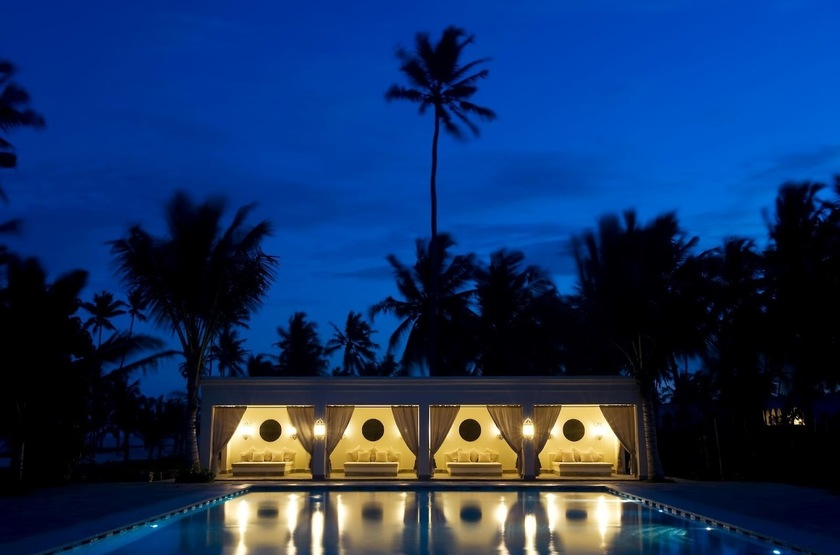 Baraza Resort and Spa, Zanzibar, Spa