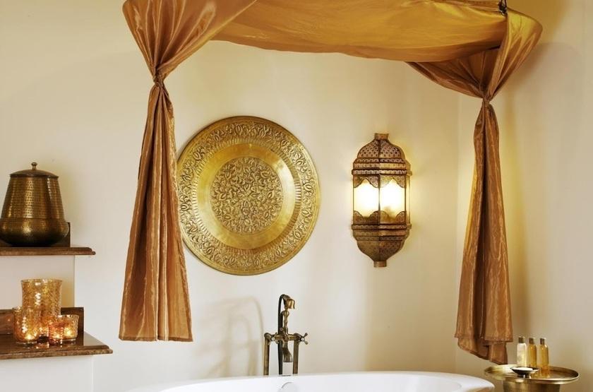 Baraza Resort and Spa, Zanzibar, salle de bains
