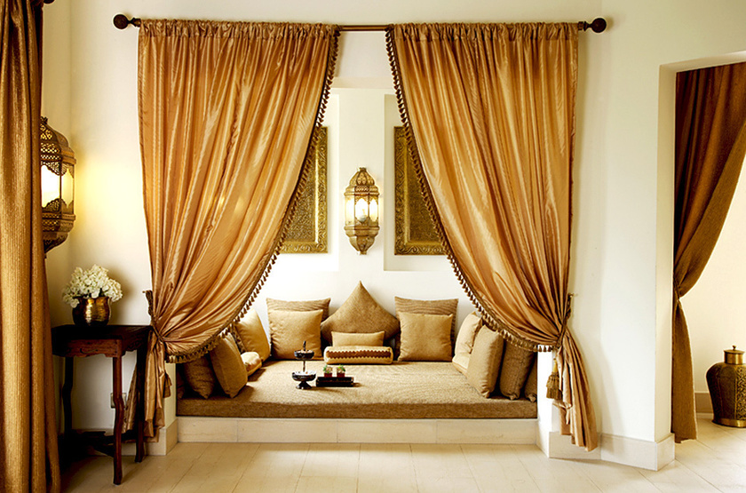 Baraza Resort and Spa, Zanzibar, salon chambre