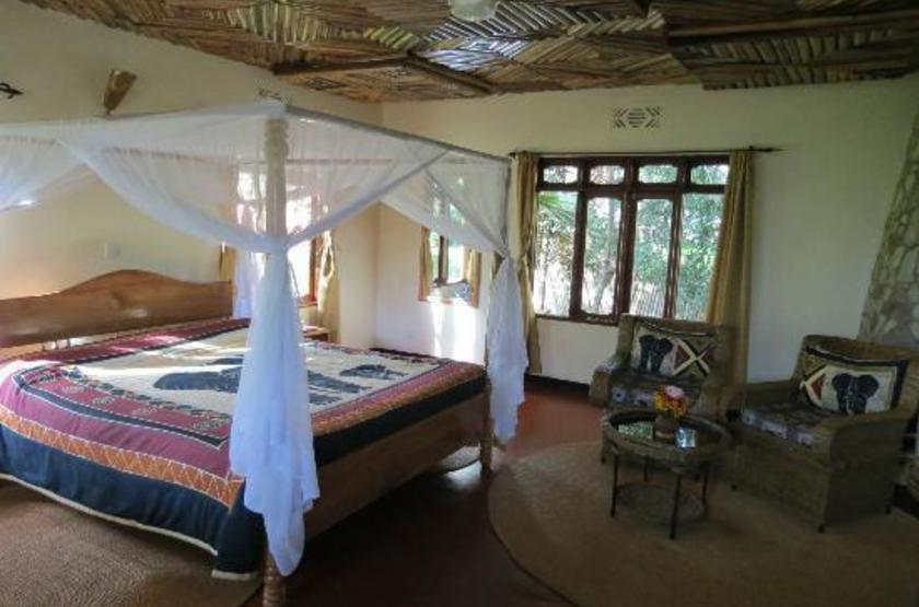 Chambre du bougainvilles safari lodge slideshow