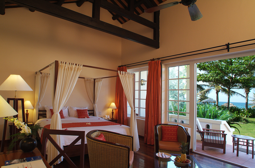 Victoria hoi anh resort   vietnam hoi anh   deluxe classic style slideshow