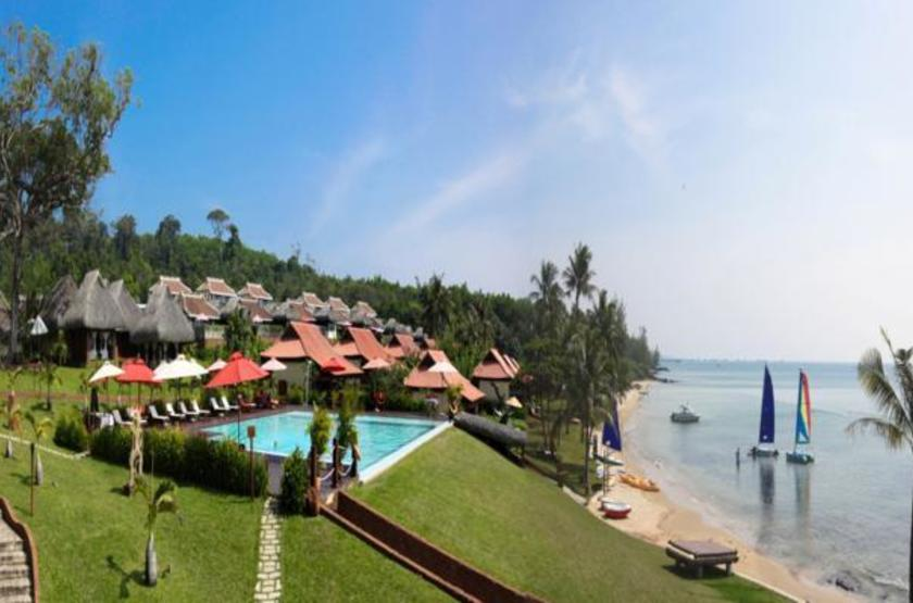 Chen Sea Resort & Spa, Phu Quoc, Vietnam, emplacement