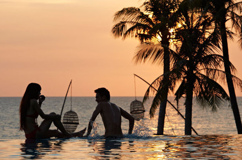 Chen Sea Resort & Spa, Phu Quoc, Vietnam, piscine