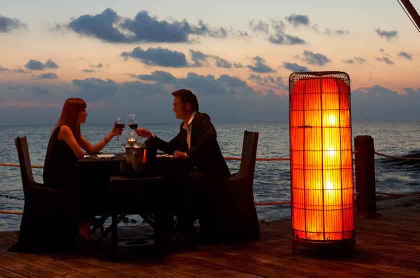 Chen Sea Resort & Spa, Phu Quoc, Vietnam, dîner romantique