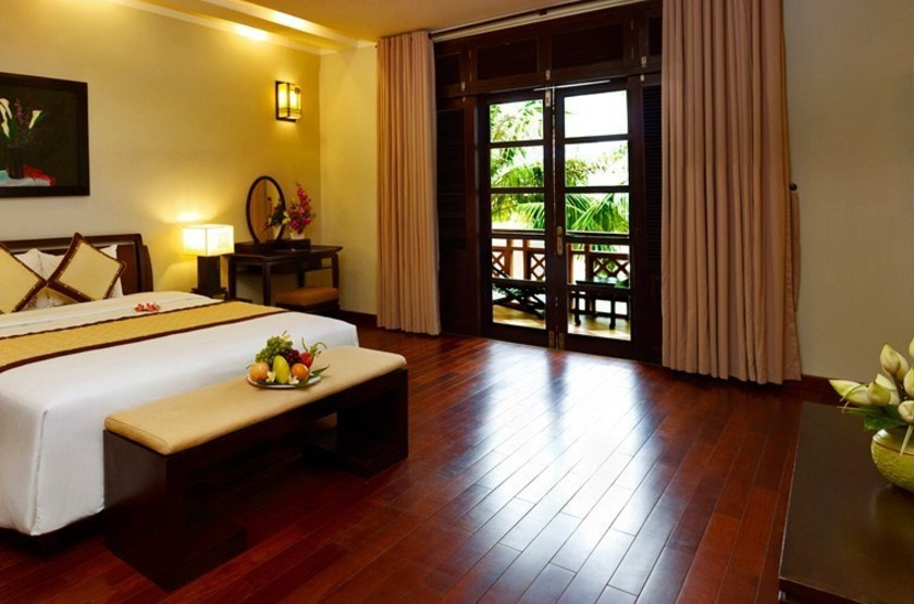 Hoi An Beach Resort, Vietnam, chambre