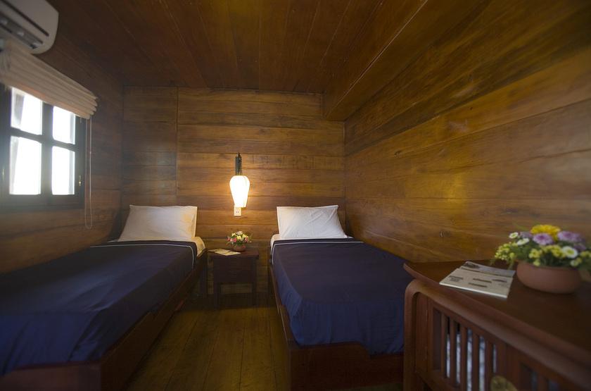 Le Bassac, Croisière sur le Mékong, Vietnam, cabine