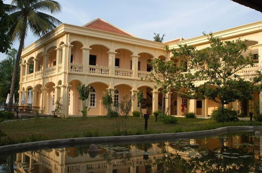 Anantara Hoi An Resort, Vietnam, extérieur