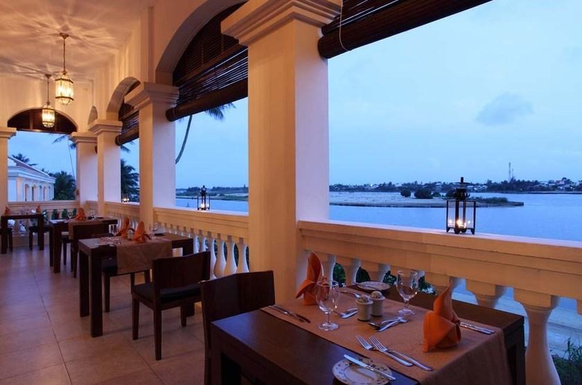 Anantara Hoi An Resort, Vietnam, terrasse