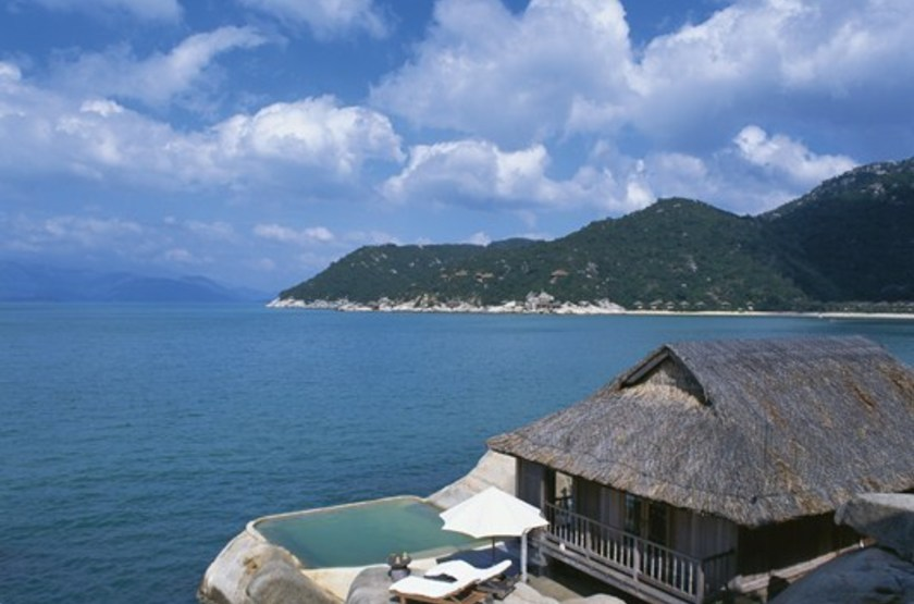 Six senses ninh van bay   vietnam ninh van bay   terrasse bungalow slideshow