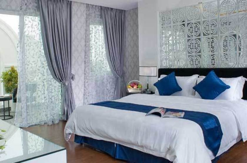 Church boutique hotel   vietnam hanoi   chambre 1 slideshow