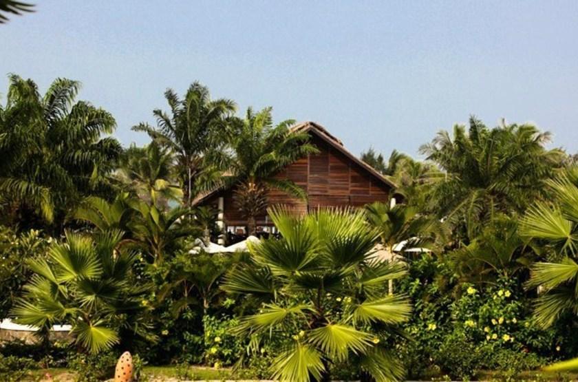 Palm Garden Beach Resort, Hoi An, Vietnam, jardins