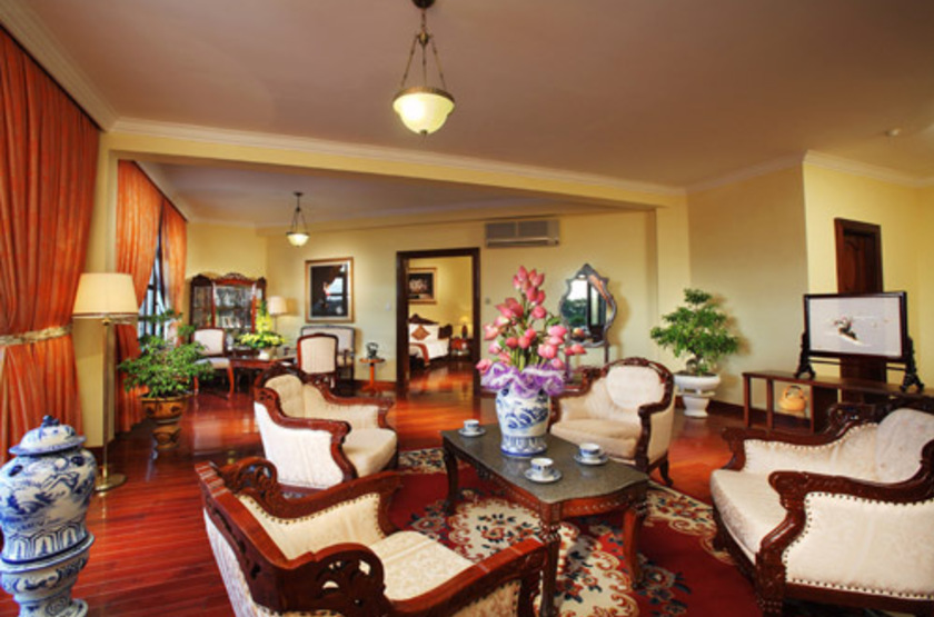 H tel saigon morin   vietnam hu    salon slideshow