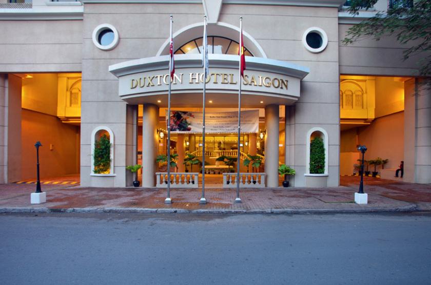 Saigon Prince Hotel, Ho Chi Minh, Vietnam, extérieur