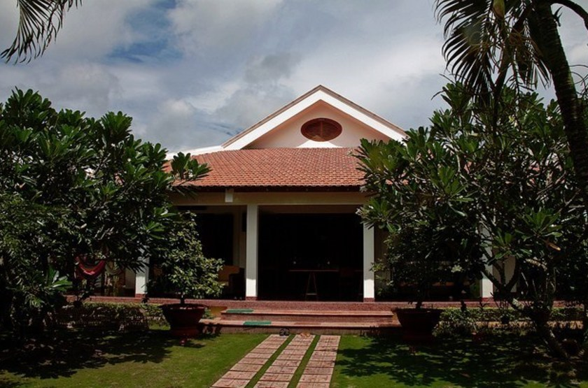 Villa Balny, My Tho, Vietnam, villa