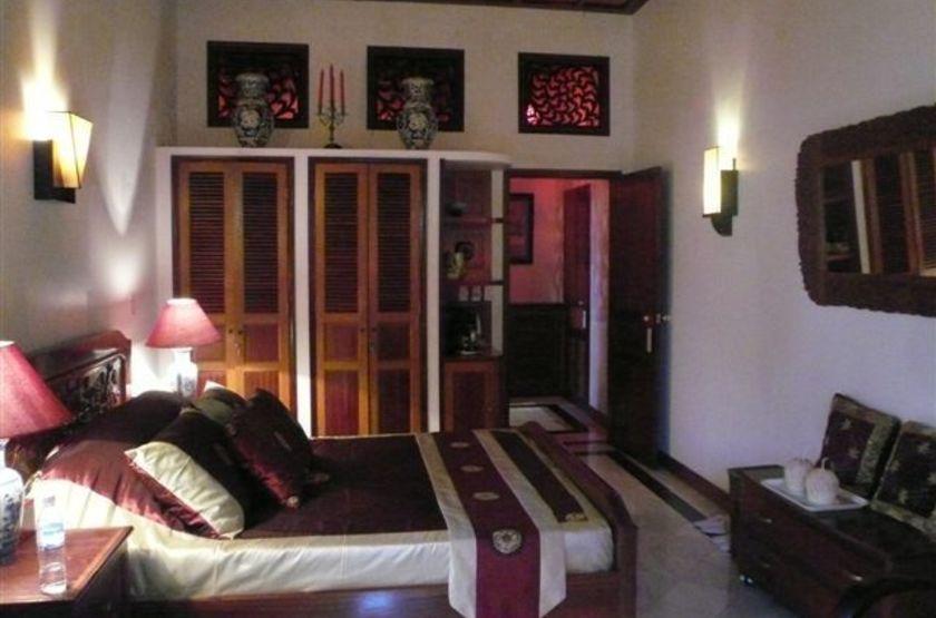 Villa Balny, My Tho, Vietnam, chambre