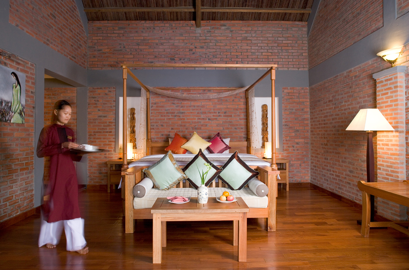 Pilgrimage Village, Hué, Vietnam, family suite