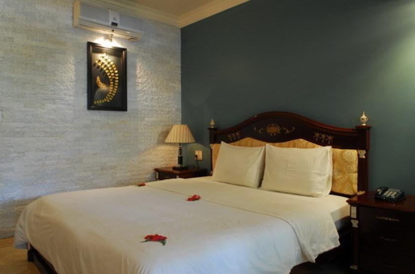 Hoang Ngoc Hôtel, Dong Van, Vietnam, chambre