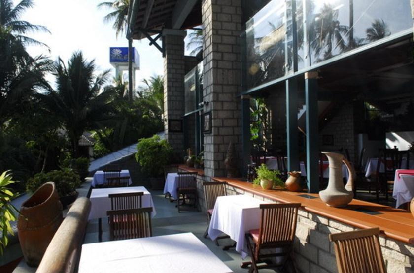 Hoang Ngoc Hôtel, Dong Van, Vietnam, terrasse
