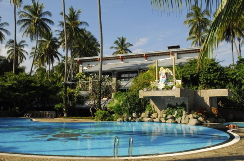 Hoang Ngoc Hôtel, Dong Van, Vietnam, piscine