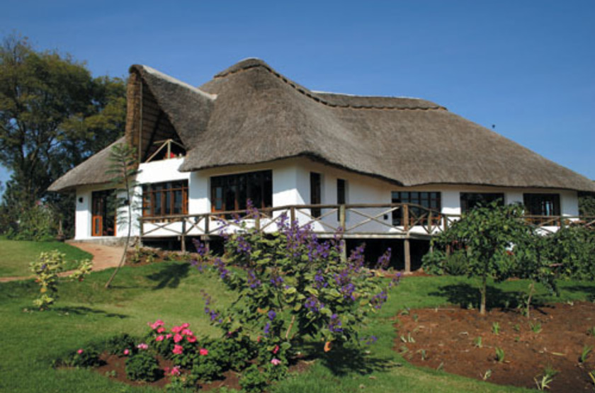 Ngorongoro farmhouse   karatu   vue d ensemble slideshow