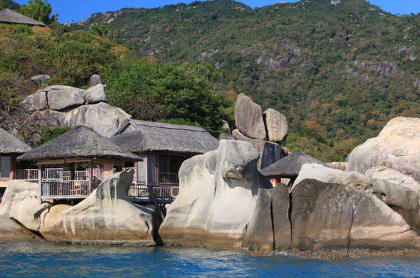 An lam ninh bay villas   vietnam nha trang   exterieur villa pr sidentielle slideshow