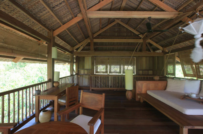 Alyana Ninh Van Bay, Nha Trang, Vietnam, salon beach villa