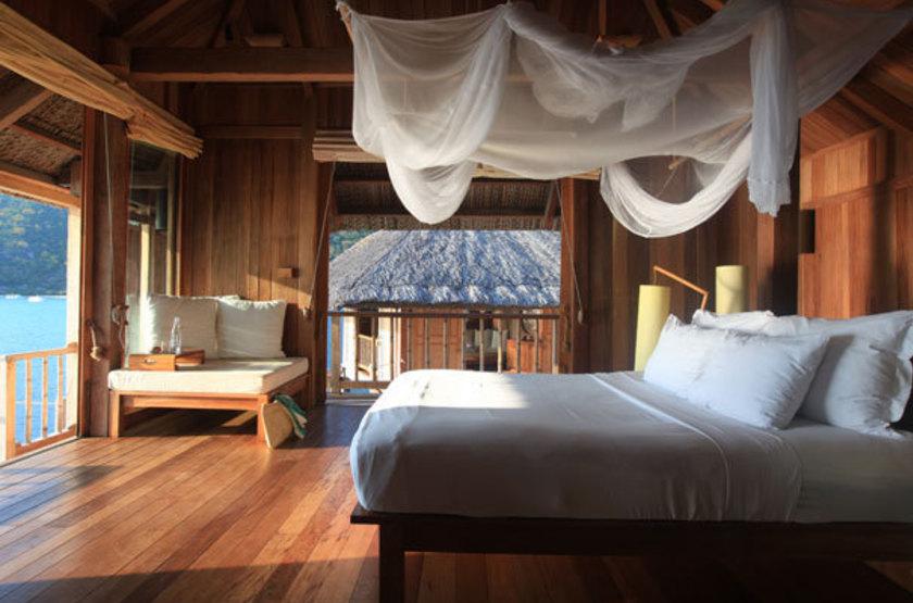 An lam ninh bay villas   vietnam nha trang   interieur water villa slideshow
