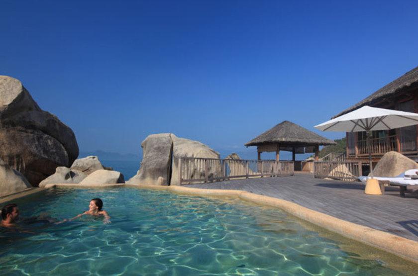 Alyana Ninh Van Bay, Nha Trang, Vietnam, piscine