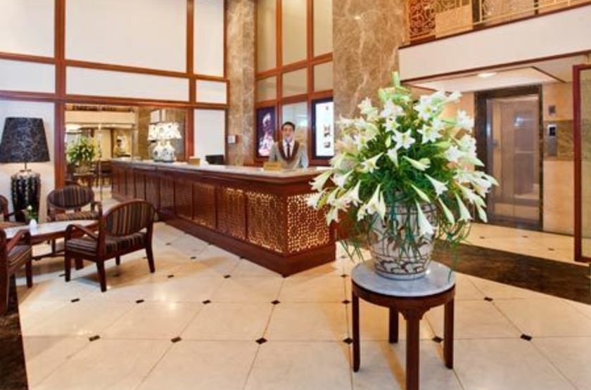 Conifer hotel   vietnam hanoi   lobby slideshow