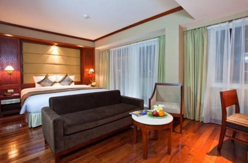 Conifer hotel   vietnam hanoi   chambre 2 slideshow