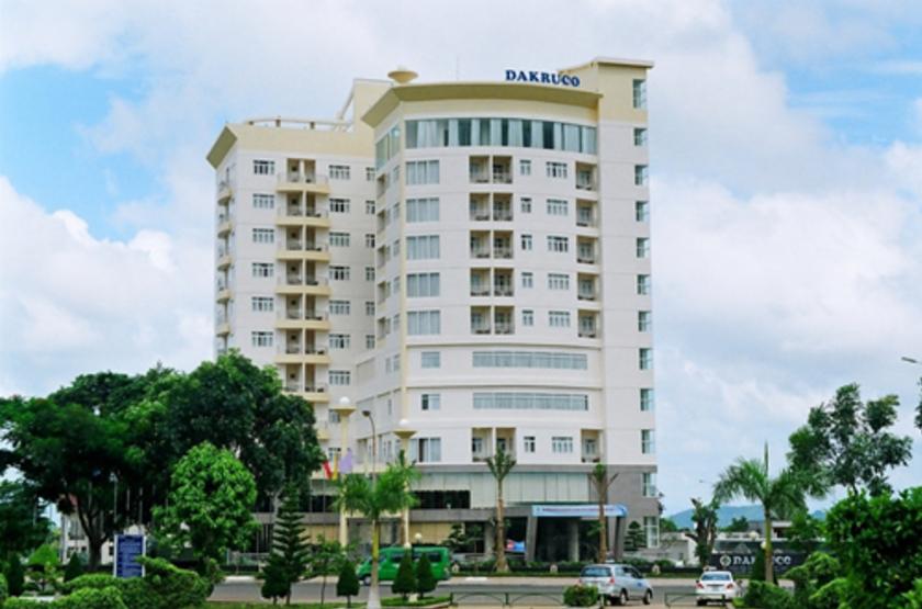Dakruco Hotel, Buon Me Thuot, Vietnam, extérieur
