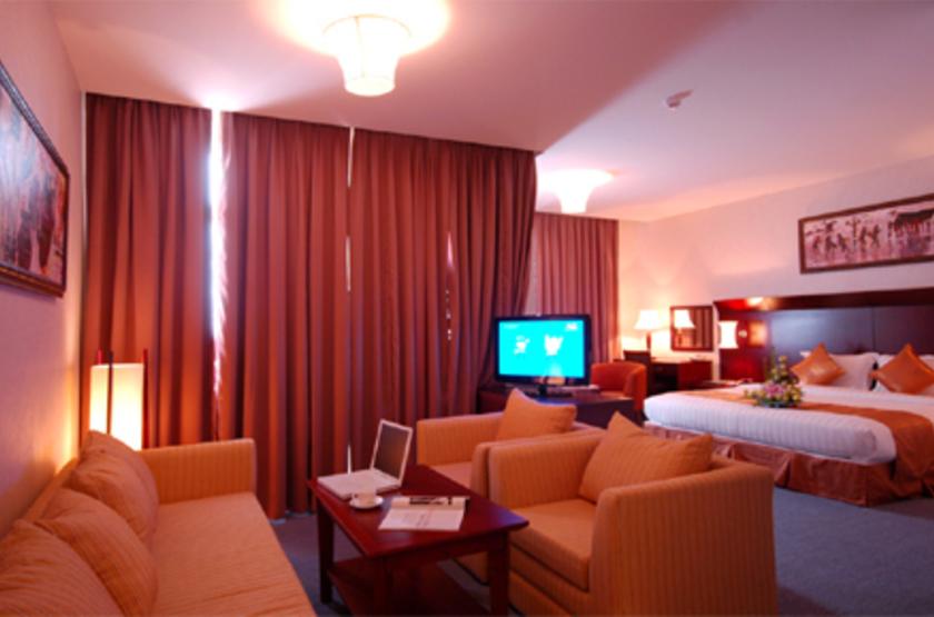 Dakruco Hotel, Buon Me Thuot, Vietnam, suite