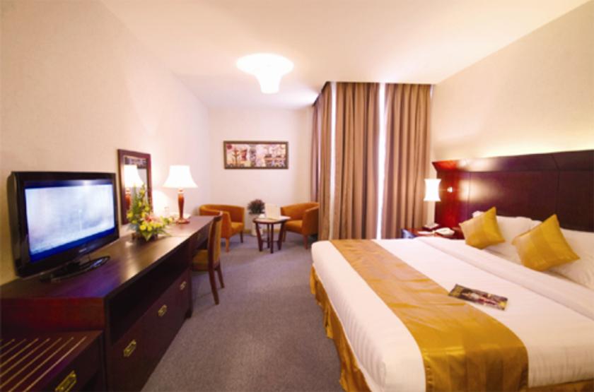 Dakruco Hotel, Buon Me Thuot, Vietnam, chambre