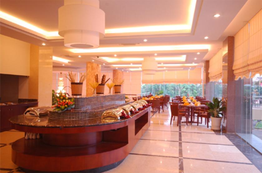 Dakruco Hotel, Buon Me Thuot, Vietnam, restaurant