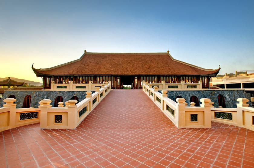 Emeralda Resort, Ninh Binh, Vietnam, extérieur