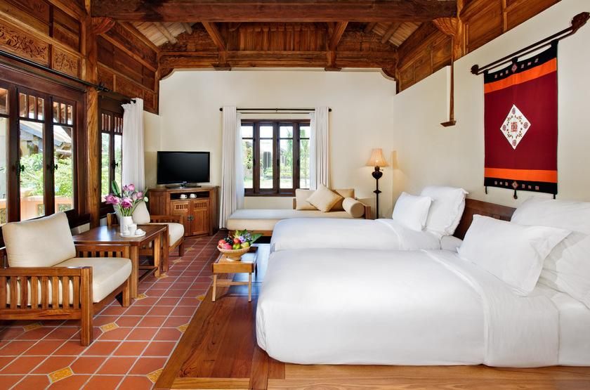 Emeralda Resort, Ninh Binh, Vietnam, chambre