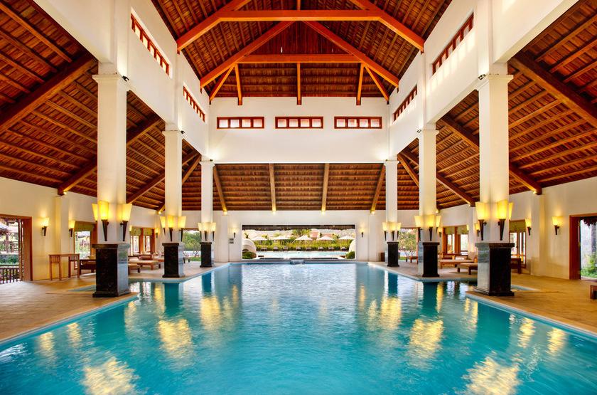 Emeralda Resort, Ninh Binh, Vietnam, piscine intérieure