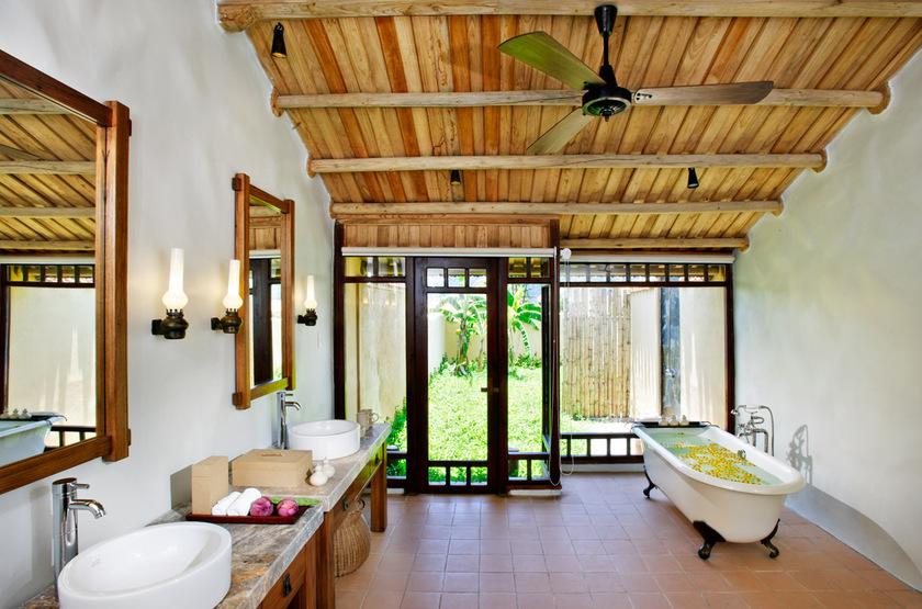 Emeralda Resort, Ninh Binh, Vietnam, salle de bains