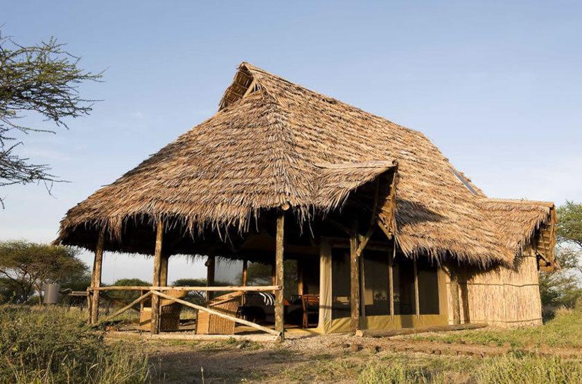 Kambi ya tembo west kilimanjaro tanzania   tente slideshow