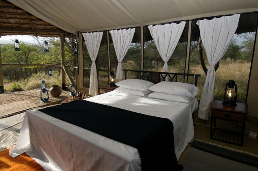 Kambi Ya Tembo Camp, Elerai, Tanzanie, chambre