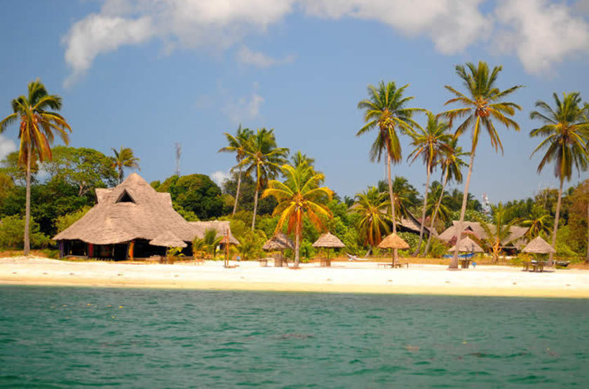 Mafia island lodge   mafia island tanzania   plage 2 slideshow