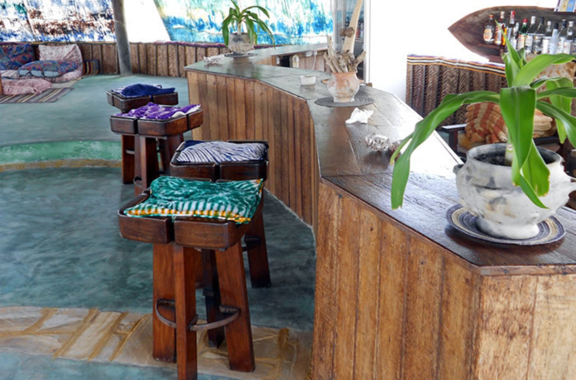 Mafia island lodge   mafia island tanzania   bar slideshow