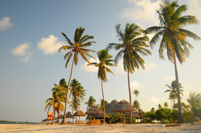 Mafia island lodge   mafia island tanzania   plage slideshow
