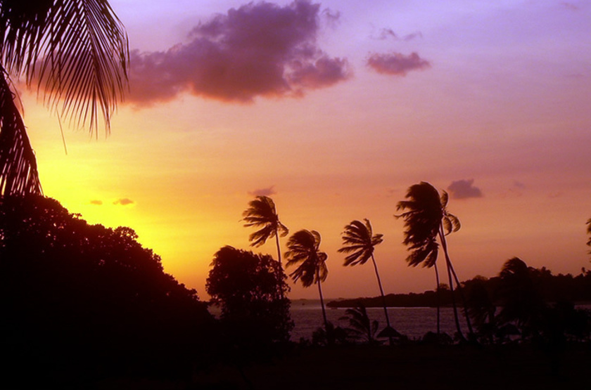 Mafia island lodge   mafia island tanzania   coucher de soliel slideshow