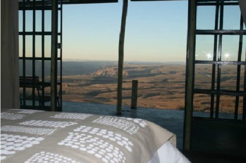 Fish River Lodge, Fish River Canyon, Namibie, chambre