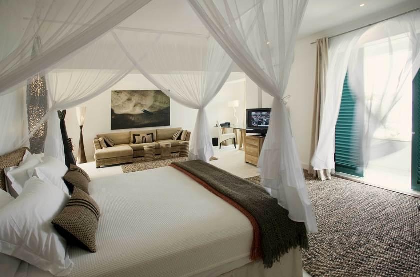 Oyster Bay Hôtel, Dar Es Salaam, Tanzanie, chambre
