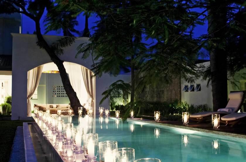Oyster Bay Hôtel, Dar Es Salaam, Tanzanie, piscine
